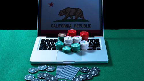 California Online Poker Update; Stockton Mayor Fighting Strip Poker Charges