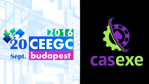 CEEGC 2016 Budapest announces Casexe as one of the Bronze Sponsors of the event