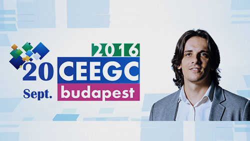 CEEGC 2016 Budapest Speaker profile – Speaker profile – Eman Pulis, founder and CEO of SiGMA
