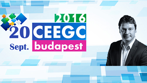 CEEGC 2016 Budapest Speaker Profile – Jaka Repansek , Founder and Managing Partner of RePublis d.o.o