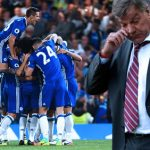 Chelsea Beat West Ham; England Boss Leaves Betting Firm; Villa Star Tasered to Death