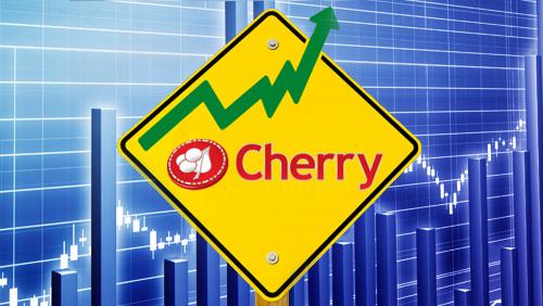 Cherry AB reaps a fruitful Q2 revenue