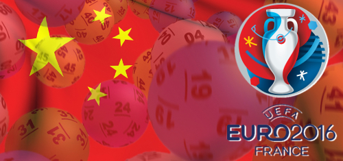 China's sports lottery sales spike on Euro 2016 wagers