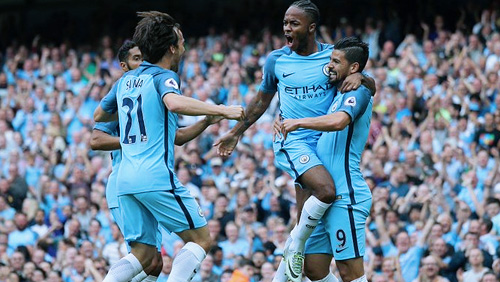 EPL Review Week 3: Man City Remain Top After Sterling Brace
