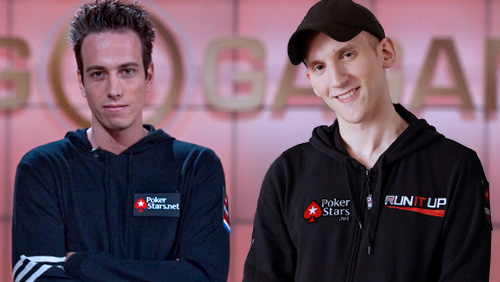 PokerStars Offers Players The Chance to Have an Event Named in Their Honour; Jason Somerville Takes RunItUp on the DSPT