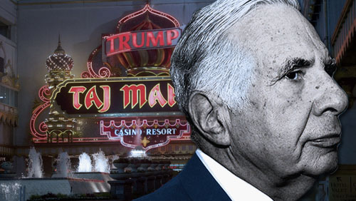 Icahn rejects union bid to keep Trump Taj Mahal casino open