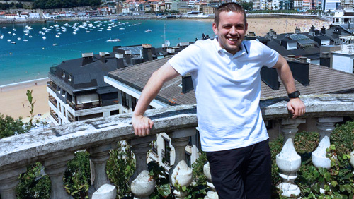Kenny Hallaert Joins Unibet And You Will Never Guess What he Will be Doing