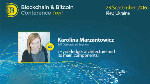 Leading engineer from IBM will tell about blockchain based technologies aimed for business in Kiev