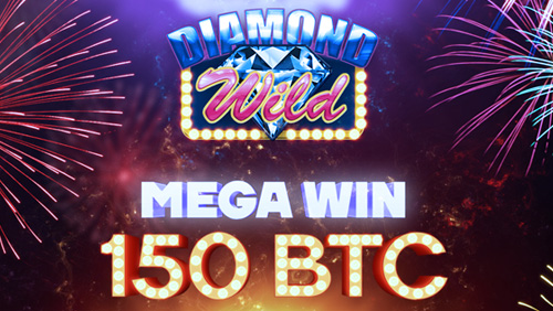 Lucky player at BitStarz Casino lands a record 150 BTC in a single spin!