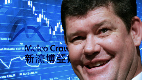 Melco Crown shares sale lifts Crown Resorts full-year profit
