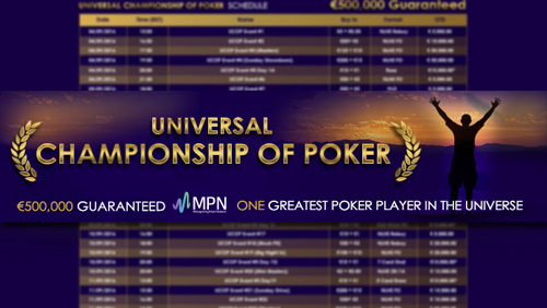 microgaming poker network