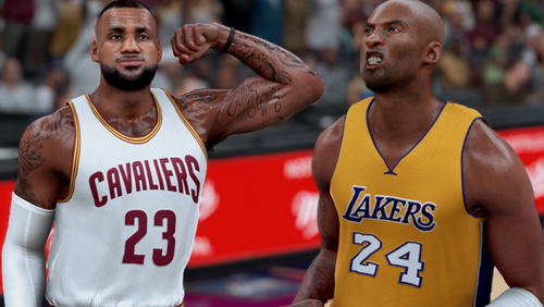 NBA 2K16 Developer Take-Two Wins Round 1 of Lawsuit Over Unauthorised Use of Tattoo Art