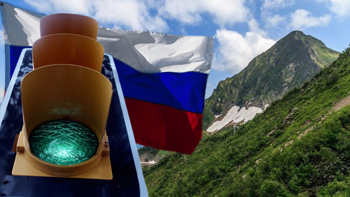 New gambling zone in Russia's Sochi gets the green light