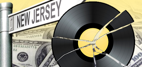 New Jersey breaks online gambling revenue record despite PokerStars' worst month