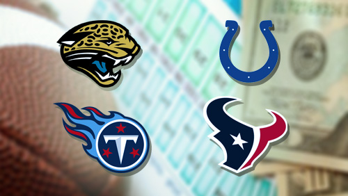 NFL Betting: AFC South Preview