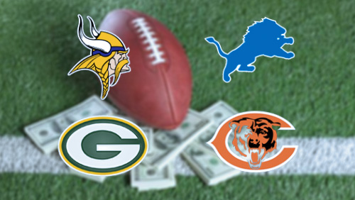 NFL Betting: NFC North Preview