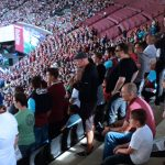 West Ham Fans Forced to Sit on Concrete Steps in Opening Premier League Game at London Stadium; West Ham FIFA Star Accused of Reneging on £100 Gambling Bet