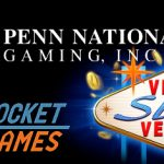 Penn National Gaming acquire social casino operator Rocket Games