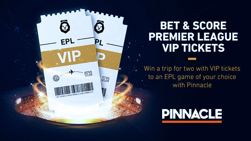 Pinnacle Launches 'Bet & Score' Competition to Celebrate Premiership Kick Off