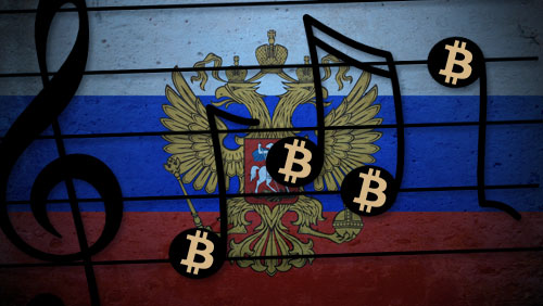 Russia sings new tune on penalizing bitcoin use