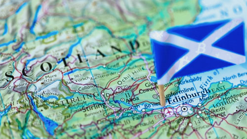 Scotland looking at cryptocurrency as national currency option