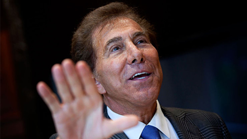 Steve Wynn: Trump, Clinton 'missing the point' of US's $19 trillion problem