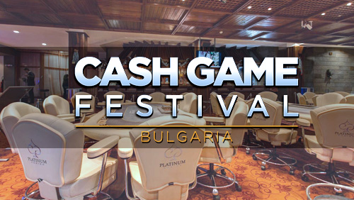 The Cash Game Festival Gets Ready to Hit Bulgaria