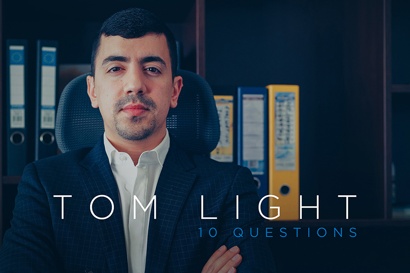 10 Questions – Tom Light