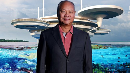 Tony Fung abandons bid to build $8B Great Barrier Reef casino resort