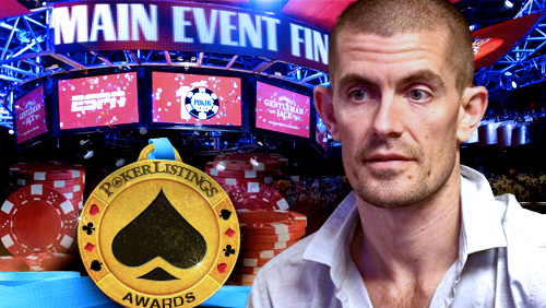 3: Barrels - ESPN WSOP Coverage; PokerListings Spirit of Poker Awards; Gus Hansen Returns to Online Action