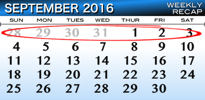 SEPTEMBER-3-New-weekly-recap