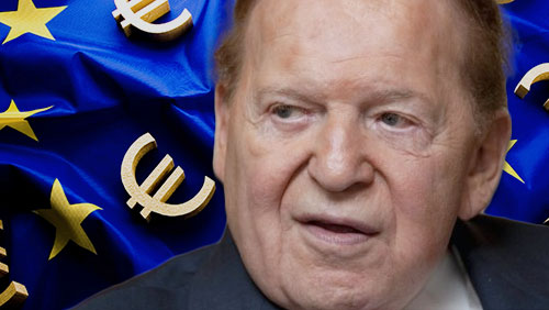Adelson shifts bet to Europe, Asia as Macau loses economic luster