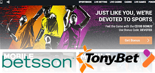 Betsson acquire Tony G's TonyBet