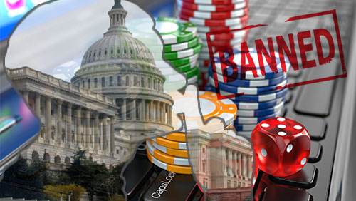 Bill to ban online gambling quietly introduced to the US Senate