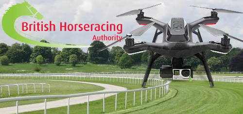 Drones welcomed back to UK racetracks