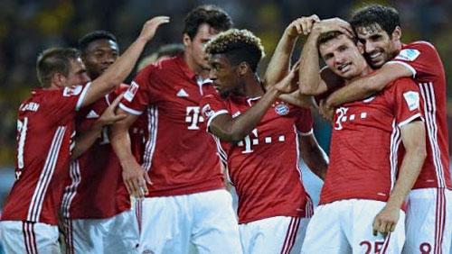Champions League Week 1: Barca & Bayern Battering