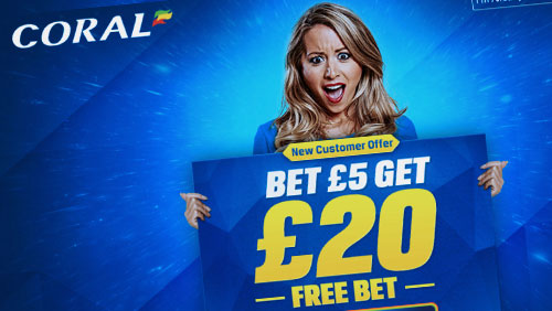 Coral in hot water over 'misleading' free bet ad