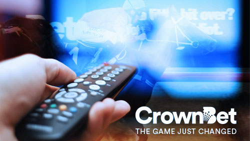 CrownBet launches new TV ad, but won't mention betting