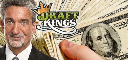 DraftKings funding round raises $153m