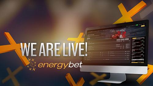 EnergyBet Goes Live