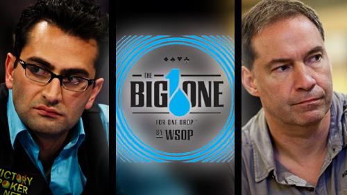 3-Barrels: Antonio Esfandiari to Star in 888Live Festival; One Drop News; Ted Forrest Update