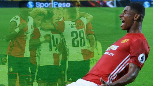 Europa League Week 1: Favourites United Falter at Feyenoord