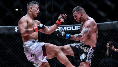 EV Ting Outlasts Rob Lisita to Win by Unanimous Decision
