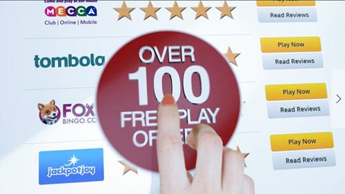 Leading Online Bingo comparison site launches TV ad campaign