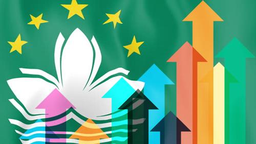 Macau breaks 2-year slump with 1.1% growth in August
