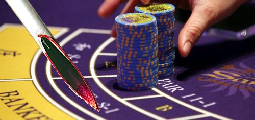 Gambling not casino conclusion on gambling problem