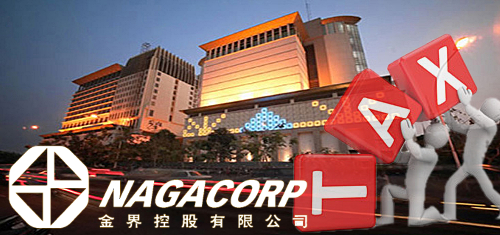 NagaCorp faces surprise back tax bill