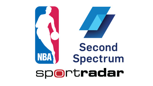 Nba Announces Partnership With Sportradar And Second Spectrum