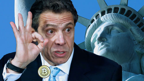 New York proposes landmark cybersecurity regulation financial, bitcoin companies
