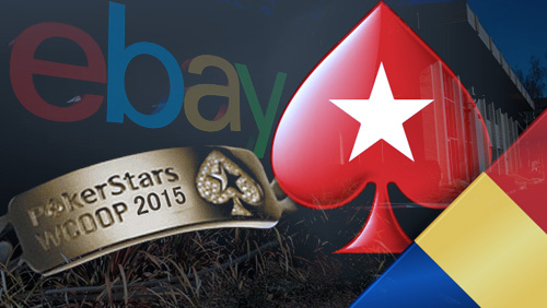 NYX Gaming to Power PokerStars Romania Experience; WCOOP Bracelet on eBay